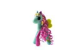 Ponyspielzeug Stockfotos