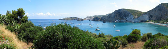 Ponza Island Stock Photos
