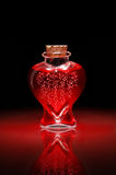 Poção #9 do amor Foto de Stock