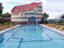 Poo da natação Foto de Stock Royalty Free