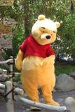 Pooh da Disneyland California Fotografie Stock Libere da Diritti
