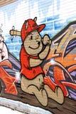 pooh Winnie στοκ εικόνες με δικαίωμα ελεύθερης χρήσης
