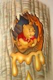 pooh Winnie Fotografia Royalty Free
