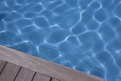 The pool Stock Image