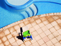 Pool Royalty Free Stock Image