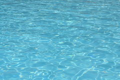 Pool. Beautiful kind on pool relax, ripples, scenics Stock Photography