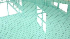Pool stock video