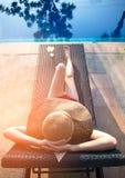 Pool Lizenzfreie Stockfotografie