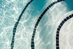Pool abstract Royalty Free Stock Photos