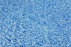 Pool abstracte achtergrond Stock Foto's