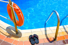 Pool background Royalty Free Stock Images