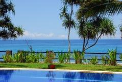 Pool in Bali II Royalty Free Stock Image
