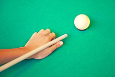 Pool ball Stock Photography