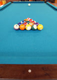Pool ball Stock Image