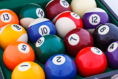 Pool Ball Royalty Free Stock Photography