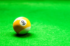 9 Pool Ball Stock Images