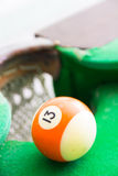 Pool ball Royalty Free Stock Images