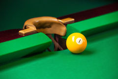 Pool ball. Stock Images