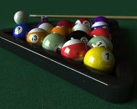 Pool Balls Stock Photos