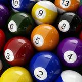 Pool Balls Royalty Free Stock Photos
