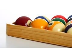Pool Balls royalty free stock image