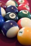 Pool Balls Stock Photography