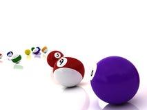 Free Pool Balls Stock Photography - 4685612