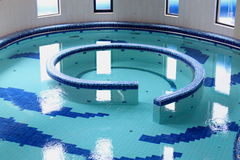 Vortex pool Royalty Free Stock Photo
