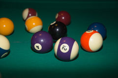 Pool Billard Stock Photography