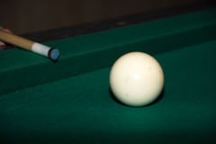 Pool Billard Royalty Free Stock Photography