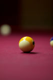 Pool Billard balls Royalty Free Stock Images