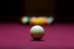 Pool Billard balls Stock Photography