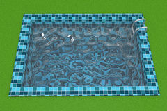 Pool Royalty Free Stock Photo