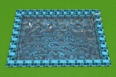 Pool Royalty Free Stock Photo