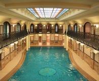 Pool in Boedapest Stock Afbeelding