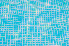 Pool Bottom Royalty Free Stock Photos