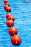 Pool catterpillar Stockfotos