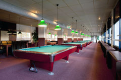 Pool center Royalty Free Stock Photo