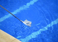 Pool cleaner Stock Photos