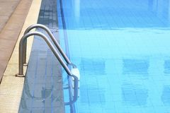 Pool close-up Royalty Free Stock Photography