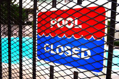 Pool Closed Stock Images