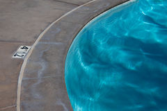 Pool Curves royalty free stock photos