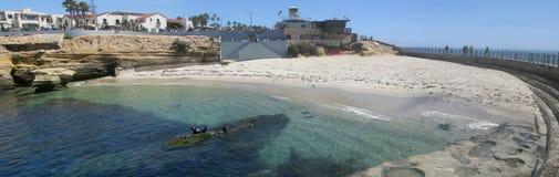 Pool der La- Jollakinder Lizenzfreies Stockbild