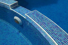Pool detail Royalty Free Stock Photo