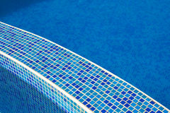 Pool detail Royalty Free Stock Photos