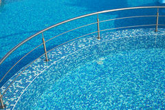 Pool detail Stock Image