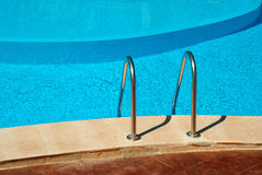 Pool detail Royalty Free Stock Images