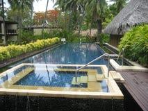 Pool in Fiji Stock Photos