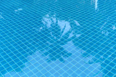 Pool Floor Royalty Free Stock Image