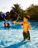 Pool & Fun Stock Photos